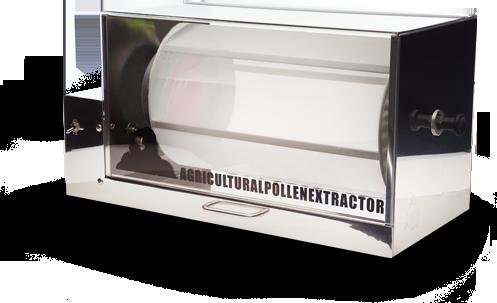 pollen extractor machine